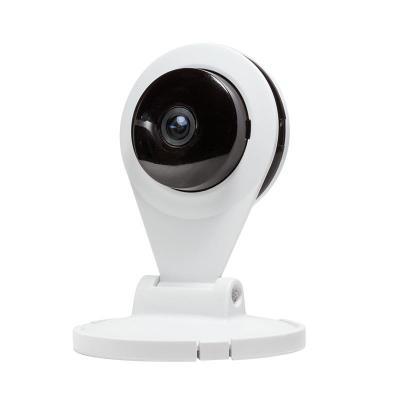 """LogiLink 1/4"""", 30fps, 1280 x 720, IEEE802.11/b/g/n Beveiligingscamera - Wit"""
