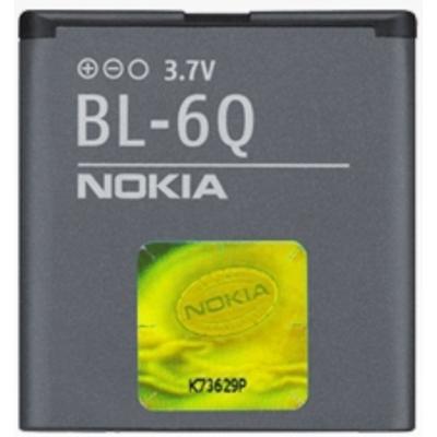 Nokia BL-6Q Mobile phone spare part - Grijs