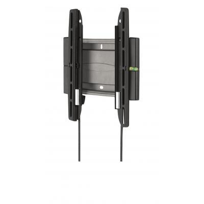 Vogel's montagehaak: EFW 8105 - Platte TV-muurbeugel - Zwart