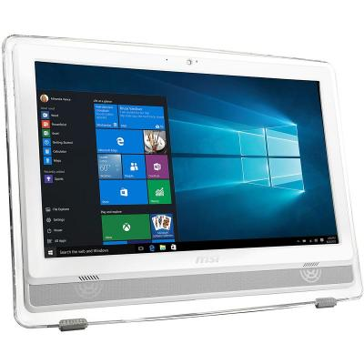 Msi all-in-one pc: Pro 22ET 4BW-022XEU - Wit