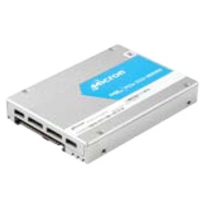 Micron 9200 MAX SSD - Zilver