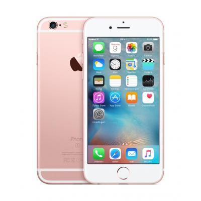 Apple smartphone: iPhone 6s 16GB Rose Gold  - Roze (Refurbished LG)