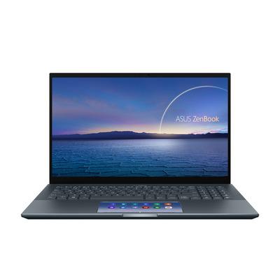 ASUS ZenBook BX535LI-H2249R - QWERTY Laptop - Grijs