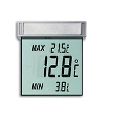 "Tfa thermometer: ""vision"" digital window thermometer"