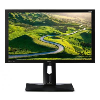 Acer monitor: CB CB241HYbmdpr - Zwart