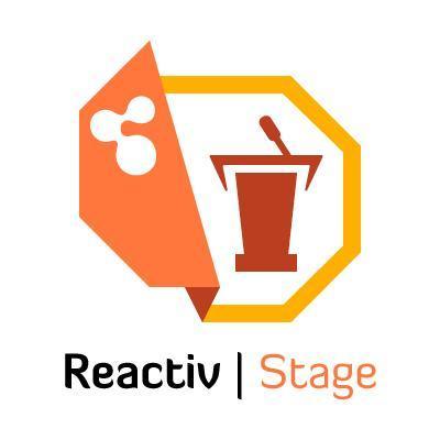 Nec software: Reactiv STAGE