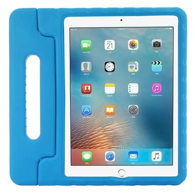Kidscover iPad 2017-2019, Blue, Incl. Stylus en Scrnprot Beschermende verpakkingen