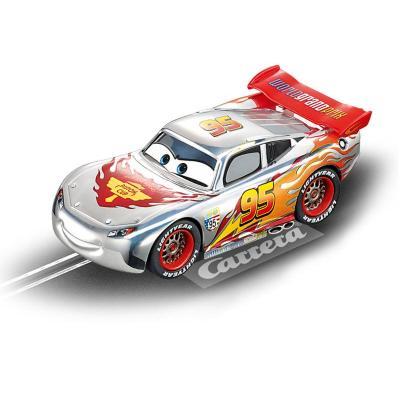 Carrera toy vehicle: Disney/Pixar Cars Silver Lightning McQueen, 1:43 - Veelkleurig