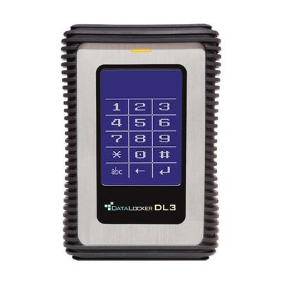 DataLocker DL3 - Zwart,Zilver