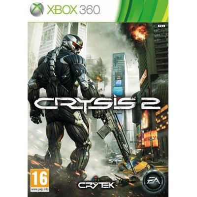 Electronic Arts game: Crysis 2, Xbox 360