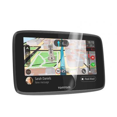 Tomtom product: Beschermingspakket voor scherm - Transparant