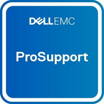 Dell garantie: 3Y Basic Onsite Service – 3Y ProSupport for Enterprise