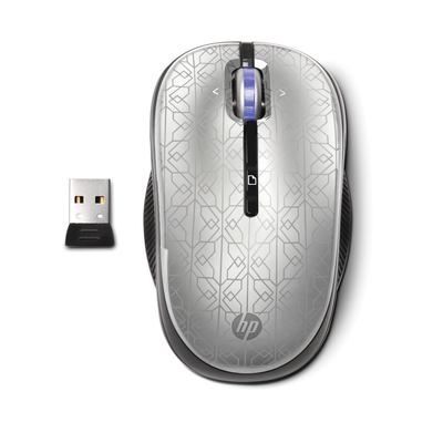 HP WE790AA#ABB computermuis