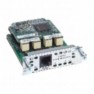 Cisco netwerkkaart: 4-pair G.SHDSL HWIC + IMA (System) (Open Box)