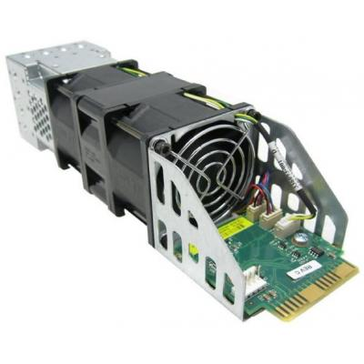 Hewlett packard enterprise cooling accessoire: Fan Module for HP StorageWorks MSA60, MSA70, DL380 G5 - Zwart, Zilver