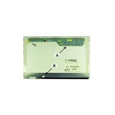 2-power notebook reserve-onderdeel: 14.1'' 1280x800 WXGA CCFL1 Glossy Acer Aspire 3620 - Zwart