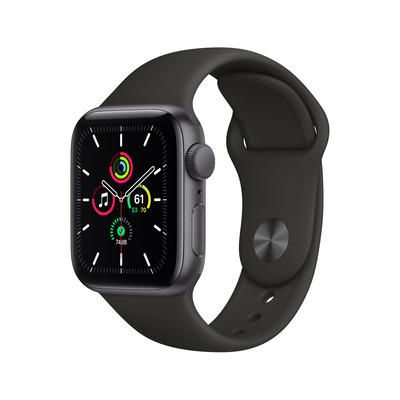 Apple SE 40mm 32GB aluminium Black Space Gray Smartwatch