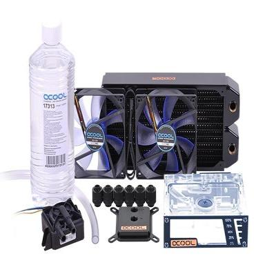 Alphacool water & freon koeling: NexXxoS Cool Answer 240 DDC/XT