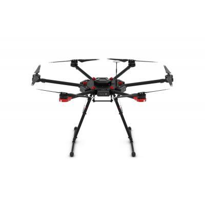 Dji drone: Matrice 600 - Zwart, Rood