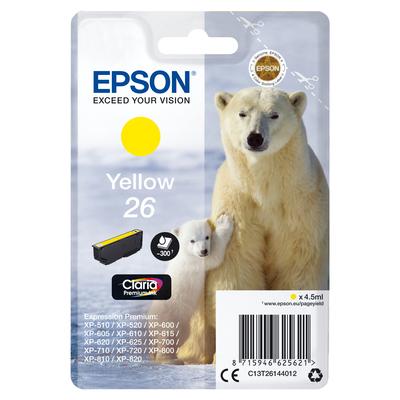 Epson C13T26144022 inktcartridges