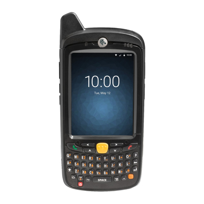 Zebra MC67 PDA - Zwart