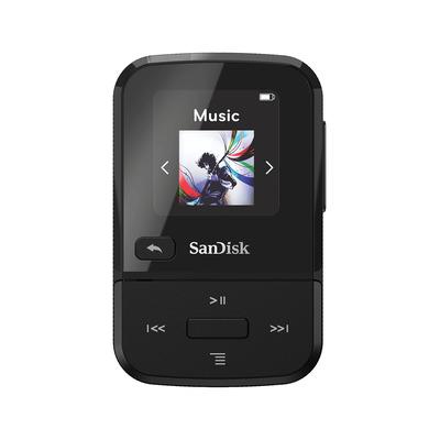Sandisk Clip Sport Go MP3 speler - Zwart