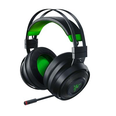 Razer Nari Ultimate XBox One Headset - Zwart, Groen