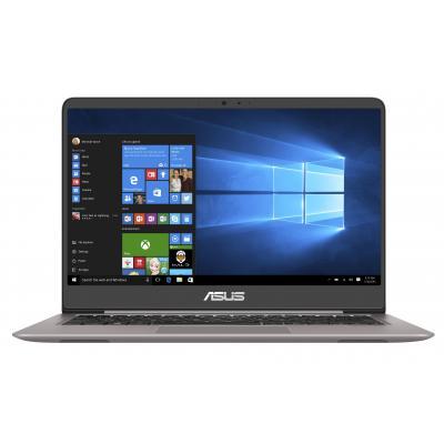 Asus laptop: ZenBook BX410UA-GV093T - Grijs