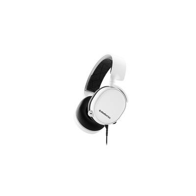 Steelseries Arctis 3 headset - Zwart, Wit