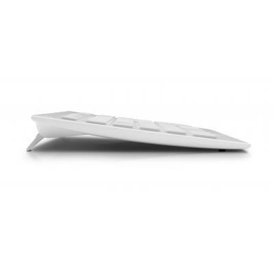 Hp toetsenbord: draadloos K5510 toetsenbord - Wit