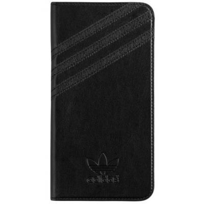 Adidas Booklet Case, Apple iPhone 6 Plus Mobile phone case - Zwart