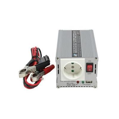 Hq netvoeding: 24V-230V 300W - Zilver