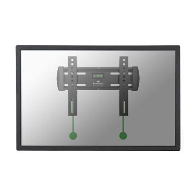 """Newstar montagehaak: TV/Monitor Wall Mount (fixed) for 10""""-40"""" Screen - Black - Zwart"""