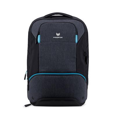 Acer rugzak: Predator Hybrid - Zwart, Blauw