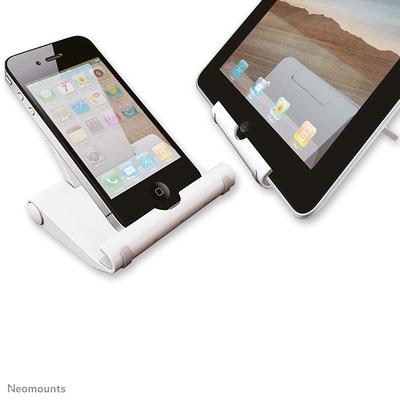 Neomounts by Newstar tablet stand & reinigingsset Houder - Wit