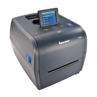 Honeywell PC43t Labelprinter - Zwart