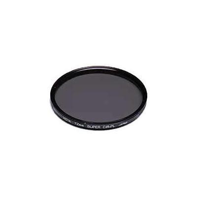 Hoya camera filter: Polarising Linear Filter 72mm - Zwart