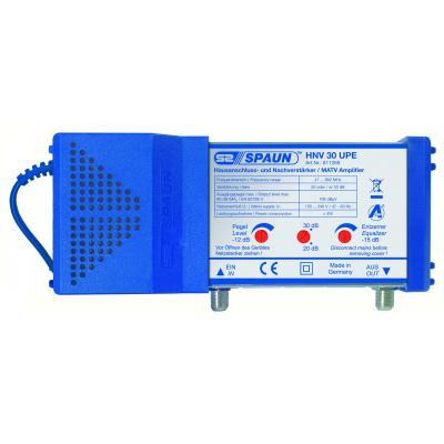 Spaun HNV 30 UPE Signaalversterker TV - Blauw