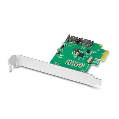 Axagon PCES-SA2 PCIe controller 2x SATA 6G Interfaceadapter