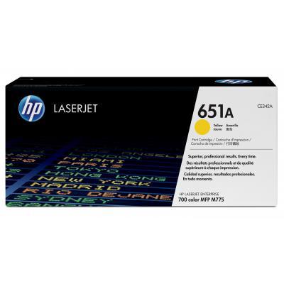 HP CE342A cartridge