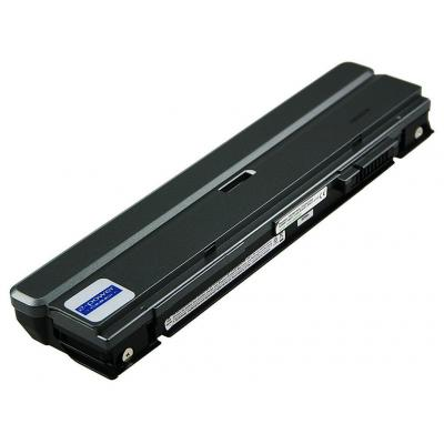 2-power batterij: 10.8v 4600mAh Li-Ion Laptop Battery - Zwart