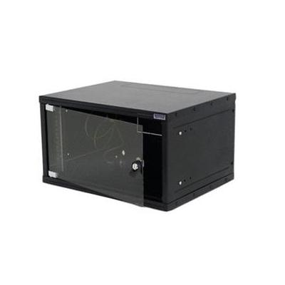 Triton rack: Wall-mounted cabinet RBA - one-sectioned - Zwart