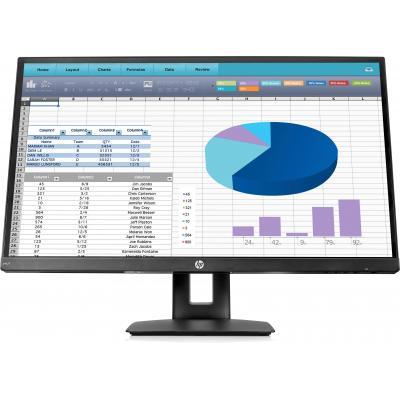 "HP VH27 27"" Full HD IPS Monitor - Zwart"