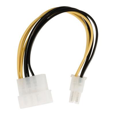 Valueline VLCP74060V015 - Zwart, Wit, Geel
