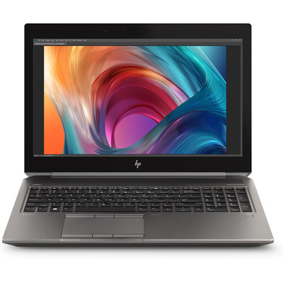 """HP ZBook 15 G6 15,6"""" Touch i7 32GB RAM 512GB SSD Laptop - Zilver"""