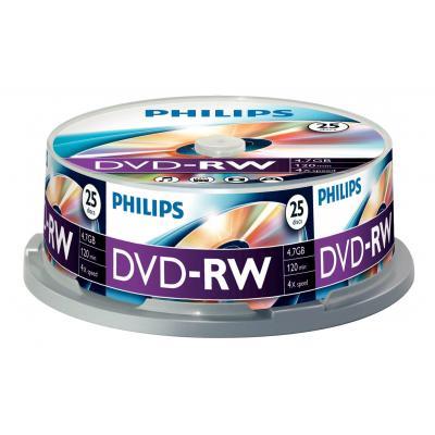Philips DVD-RW DN4S4B25F/00 DVD