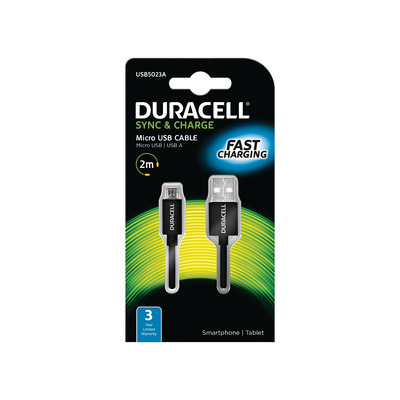 Duracell USB5023A opladers voor mobiele apparatuur