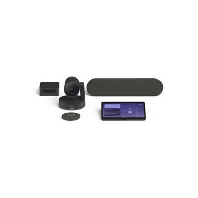 Logitech Tap Medium Bundle – Microsoft Teams Videoconferentie systeem - Zwart