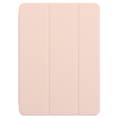 Apple Smart Folio voor 11‑inch iPad Pro (2e generatie) - Rozenkwarts Tablet case - Zand