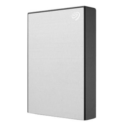 """Seagate One Touch 5TB 2,5"""" USB 3.2 Gen 1 Externe harde schijf - Zilver"""